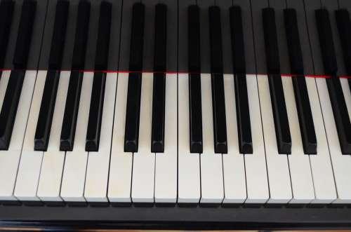 Piano Keyboard Music Instrument Keys