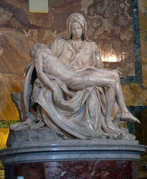 Piet Michelangelo The Vatican The Basilica