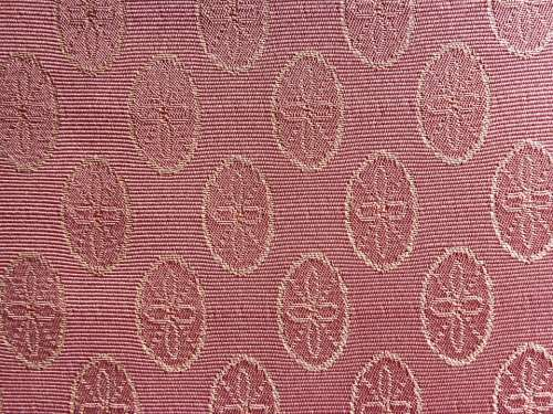 Pink Fabric Texture Material Textiles Pattern
