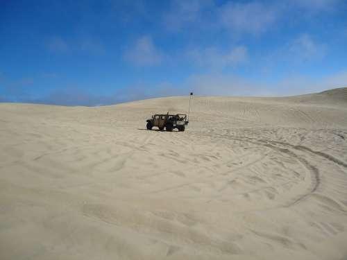 Pismo Dunes California