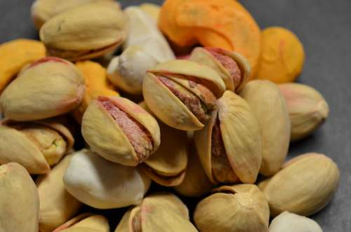 Pistachios Nuts Food Snack Dry Fruits Salty