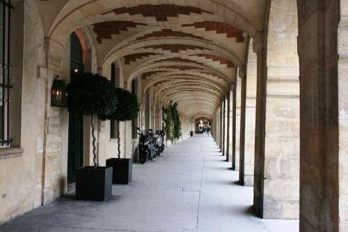 Place Des Vosges Arcos Paris