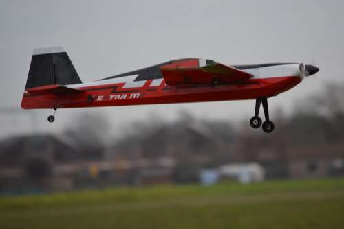 Plane Air Model Airplane Fly