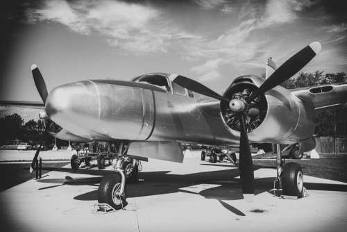 Plane Aircraft War Plane Ww2 Wwii