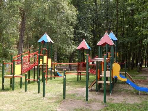 Playground Joy Fun