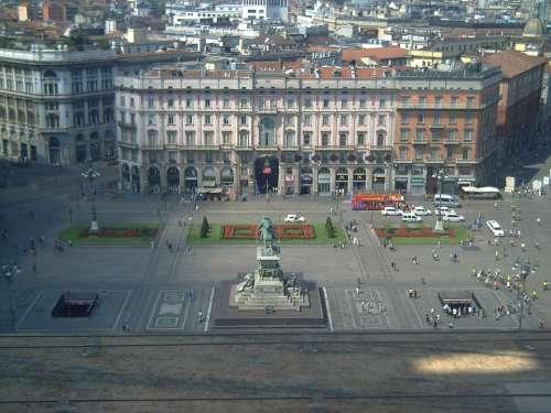 Plaza Duomo Milano