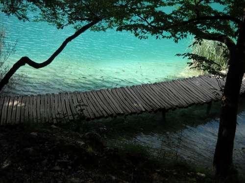 Plitvice Lakes Nature