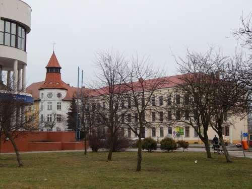 Poland Buildings City Architecture View