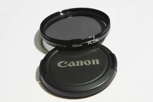 Polarizer Photography Lense Circular Dslr Filter