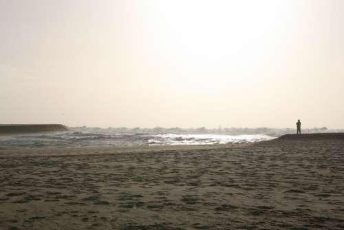 Pond Saint Andrew Beach Mar Portugal