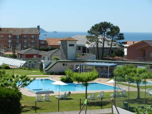 Pool Landscape Sea Nature View