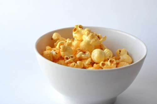 Popcorn Fast Food Movie Cinema Food Corn Snack