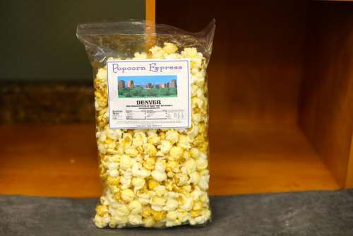 Popcorn Candy Food Sweet Dessert Delicious Snack