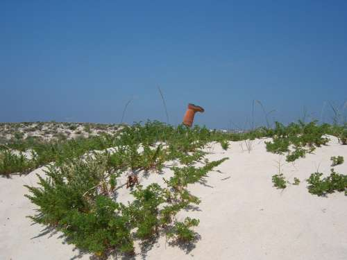 Portugal Algarve Sand Sea Atlantic