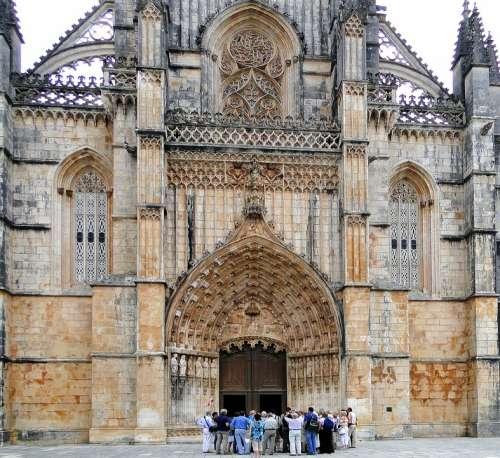 Portugal Monastery Monastery Of St Jerome Church