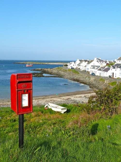 Post Box Mailbox Letterbox Mail Box Postage