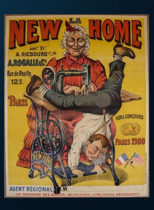 Poster Advertisement Vintage Advertising Old