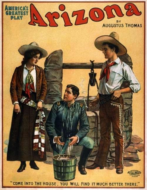 Poster 1907 Movie Oldies Nostalgia Art Drawing