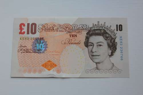 Pound Currency The Greenback