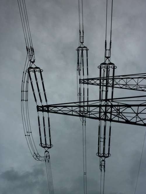 Power Cable Excess Land Cable Reinforce High Voltage