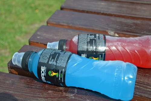Powerade The Drink Isotonic Drink Isotonic