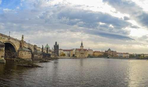 Prague Lamps Detail Streets Places History