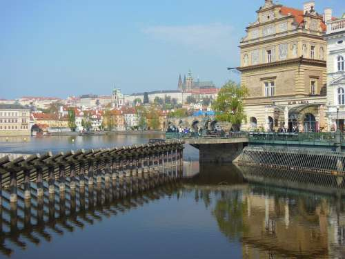 Prague Czech Republic Moldova Prague Castle