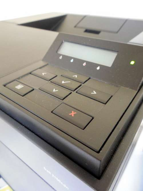 Printer Laser Printer Office