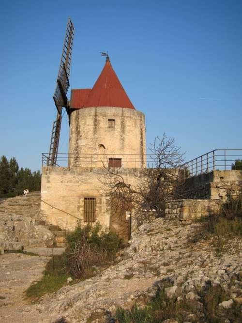 Provence Mill Daudet