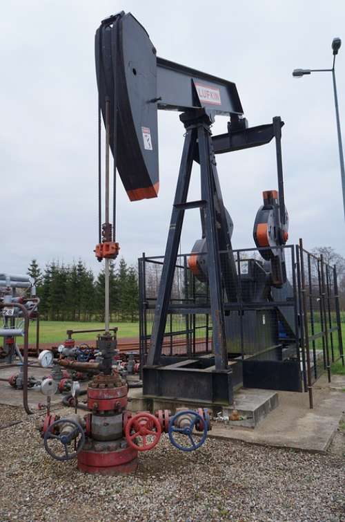 Pumpjack Petroleum Mine