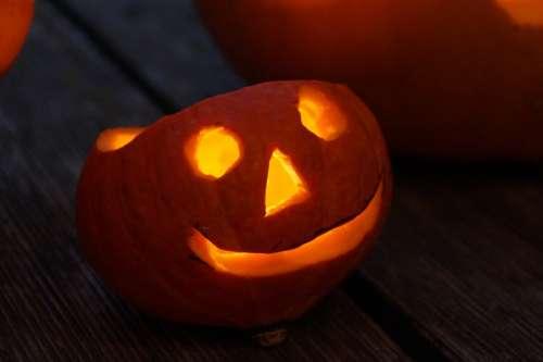 Pumpkin Pumpkin Ghost Autumn Decoration Halloween