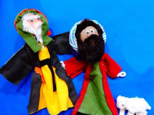 Puppets Sunday School Christmas Christian