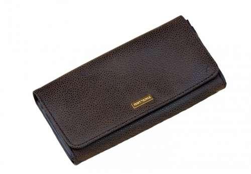 Purse Coin Purse Money Purse Wallet Brown Leather