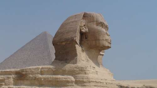 Pyramid Egypt Monument Wonder Of The World