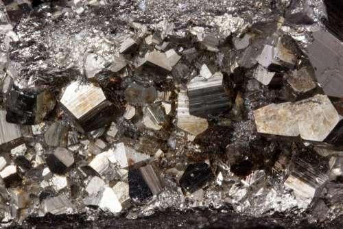 Pyrite Pyrites Mineral Sulfide Iron Sulfur