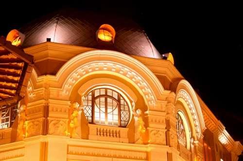 Quito Ecuador Historic Centre Architecture