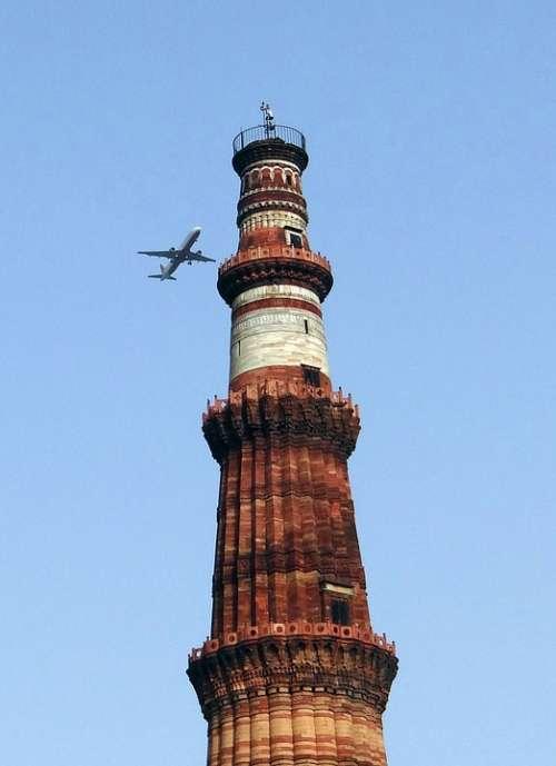 Qutab Minar Islamic Monument