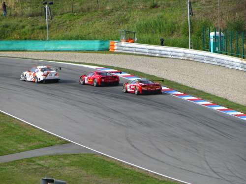 Racing Sports Automobiles Driving Vehicles Fia Gt