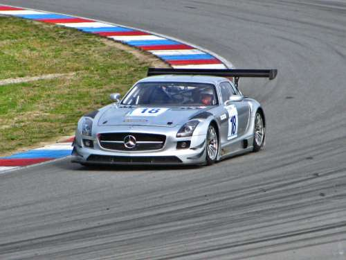 Racing Car Sports Automobiles Driving Vehicles