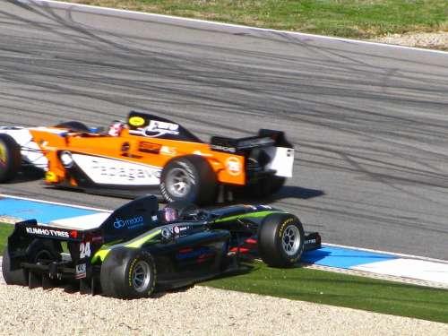 Racing Car Sports Formula Autogp Automobiles