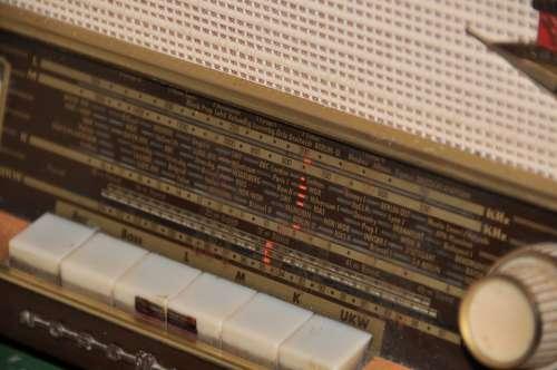 Radio Retro Keys Nostalgia Transistor Radio Fm