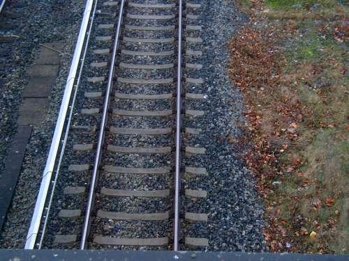Rail Train Track Railway Tracks Gleise Rails