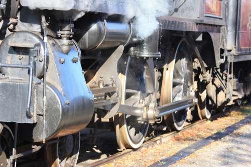 Railroad Rail Railway Travel Transport