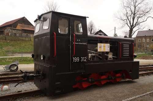 Railway Diesel Loco Motives Narrow Gauge Locomotive