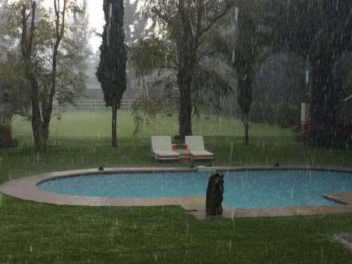 Rain Water Pool