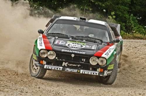 Rally Single Seater Racing Car Machine San Marino