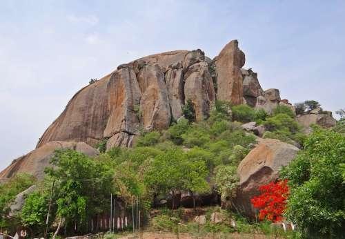 Ramgiri Hills Ramadevarabetta Rocks Bangalore