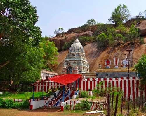Ramgiri Hills Temple Ramadevara Betta Bangalore