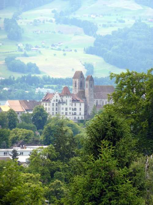 Rapperswil Recovery Castle Switzerland Architecture