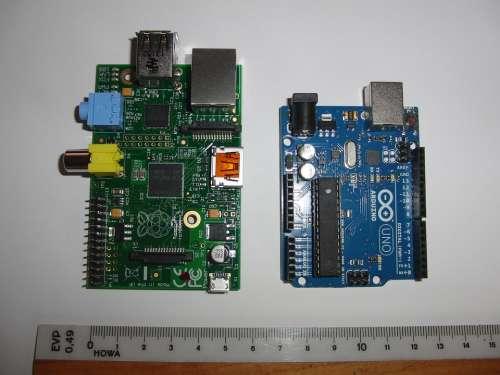 Raspberry Arduino Electronics Computer Processor
